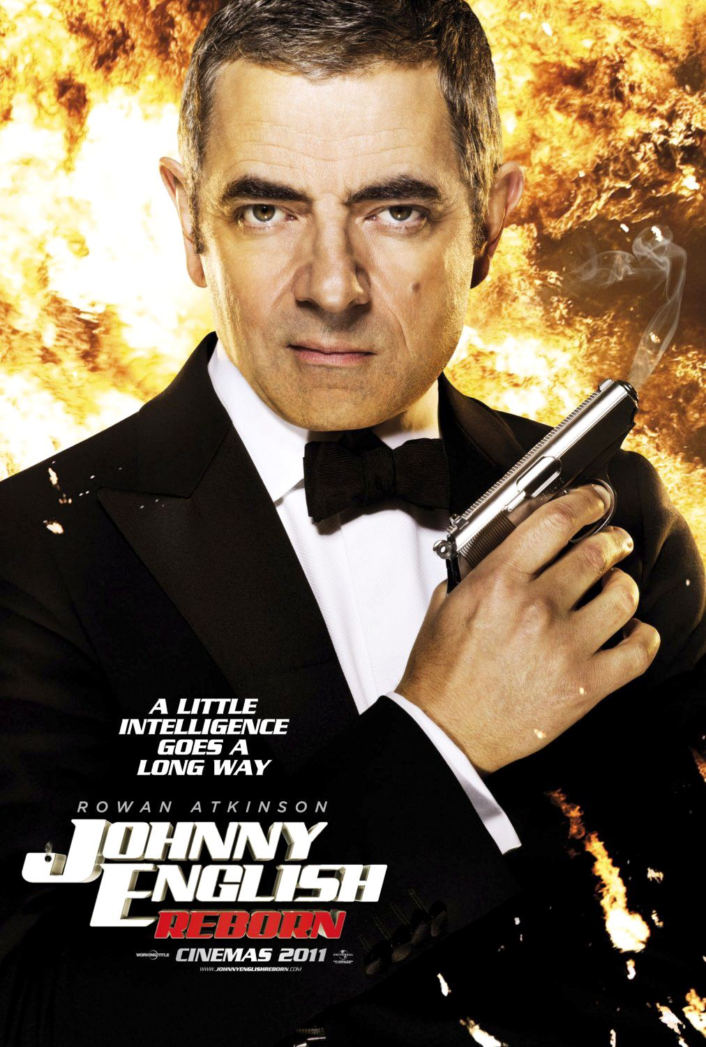 Johnny English &amp Smurfs Movie